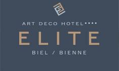 Art Déco Hotel Elite – Biel/Bienne
